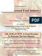 Food Prcng Industry