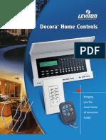 52 Decora Home Controls