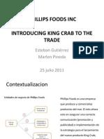 Phillips Foods Inc