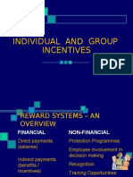 Incentives Prez