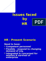 Session 3 - Issues of HRM