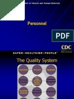 QS - Personnel