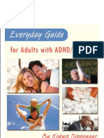 Living With Adult Adhd Abridged 1
