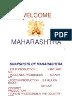 Agril Mkt Reforms in Maharastra