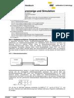 19-XVI Kalibrierung Von Temperatursimulation Und Anzeige