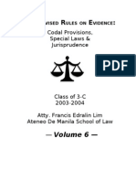 Evidence Project Volume6