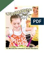 19 Wonderful Chicken Salad Recipes Free eCookbook