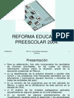 reformaeducativapreescolar2004