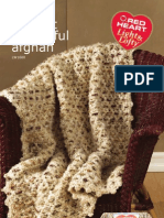 Crochet Delight Light and Lofty Afghan