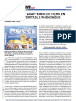 Doublage et adaptation de films en kabyle