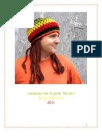 Jamaican Hat Crochet Pattern