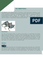 The AQUA Project