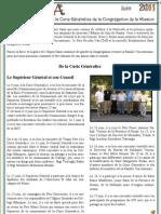 NUNTIA - Juin 2011 (Français)