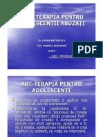 ART - TERAPIA La Adolescenti