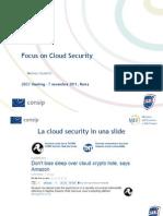 Cavallini - Focus on Cloud Security