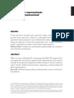 Abordagens e representação do campo comunicacional