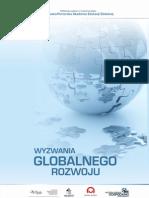 Wyzwania globalnego rozwoju