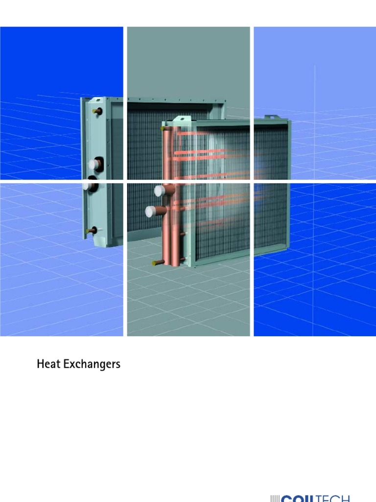 10003 Heat Ex Changers Cat Eng   Air Conditioning   Duct (Flow)