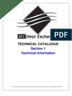 Sec Catalog Section 1 Technical Details
