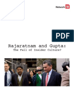 Rajaratnam and Rajat