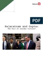 Rajaratnam and Rajat