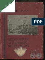 Geografía del Paraguay 1911 - Héctor F. Decoud - Paraguay - PortalGuarani