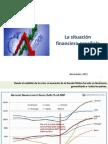 la verdadera situación de la deuda española