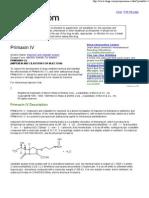 Primaxin IV