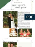 Georgia Featured Wedding Ashley Galusha & Loren Hyman