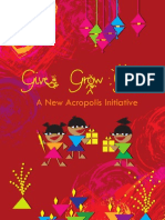 Give Grow Glow- Sponsorship Booklet