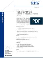 Fixed Income Primer for India