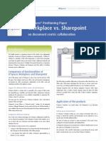 O3SpaceWorkplace - Sharepoint