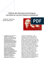Historia de Las Doctrinas Economic As Eric Roll Frances Parte Trece