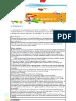 Guía Alumno -guía nº 9- 8º