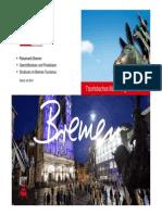 Bremen - Touristisches Marketing