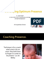 Optimum Coaching Presence