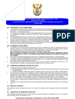 Useful Document - COID - Calculation of Compensation for Workers Injured on or After 1 April 2005