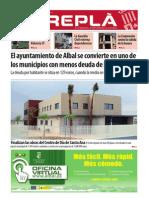 El Replà. Periòdic Municipal d'Albal. Octubre 2011