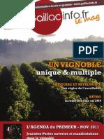 Gaillacinfo Le Mag n°6 - novembre 2011