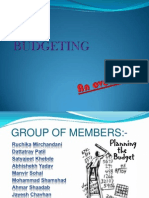 Budgeting Presentation - Copy