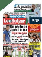 LE BUTEUR PDF du 08/11/2011
