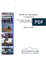 Air Emission Inventory 2005
