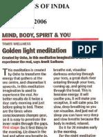 Osho - Meditations