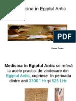 Medicina în Egiptul Antic