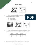 Module 3(Matter)