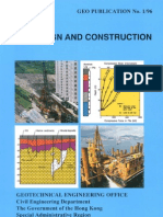 Pile Design and Construction
