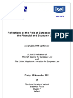 ISEL/UKAEL Conference Brochure