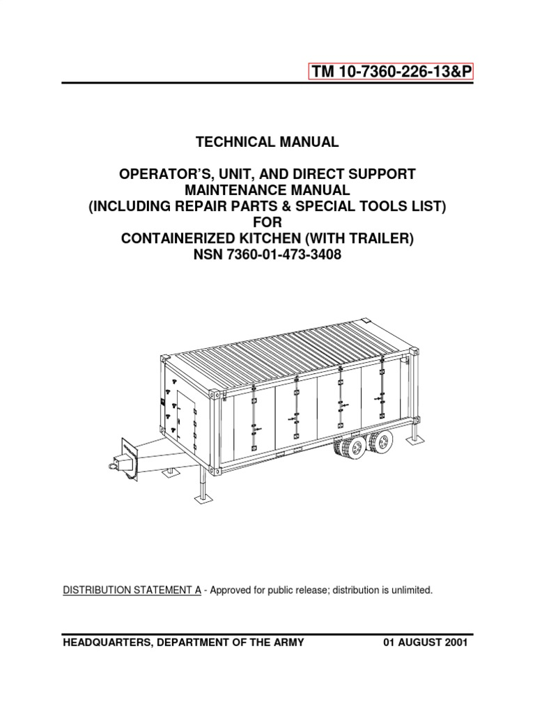 Tm 10 7360 226 13p Hvac Air Conditioning Figure Fo 1 100kw Tqg Electrical Power Schematic Diagram Sheet 3 Of 6