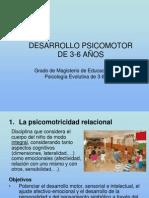 psicomotricidad relacional.