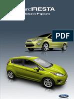 Ford Fiesta S Manual Del rio